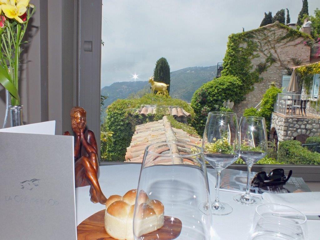 Vue de la table © Alain Agenost