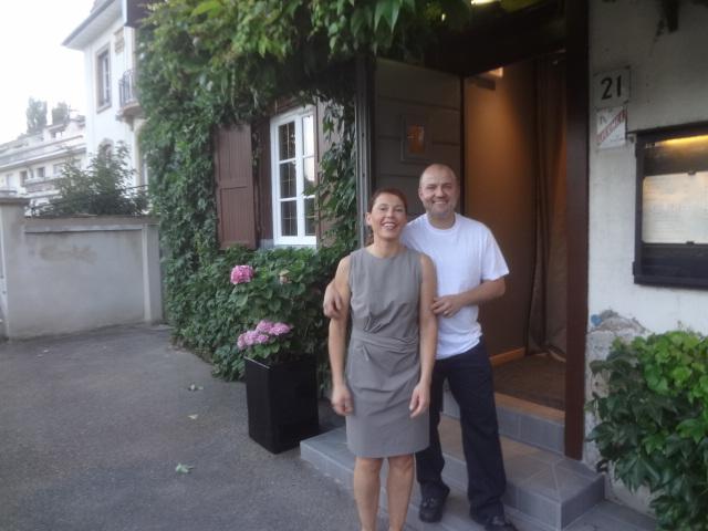 Delphine et Stéphane Kayser