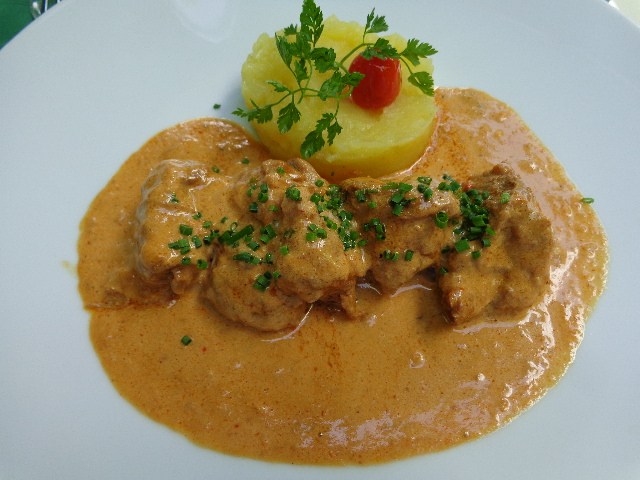 Sauté de veau au curry © GP