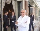 Les 150 ans de la SBM à Monaco: la fête commence chez Ducasse