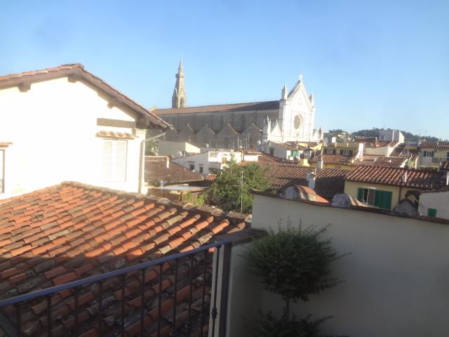 Vue du balcon d'une chambre©GP