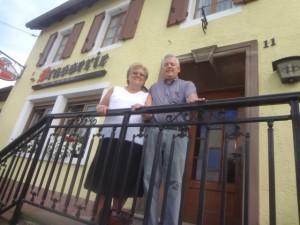 Francine et Jean-Louis Vetter © GP