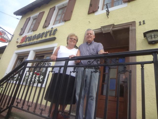 Francine et Jean-Louis Fetter © GP
