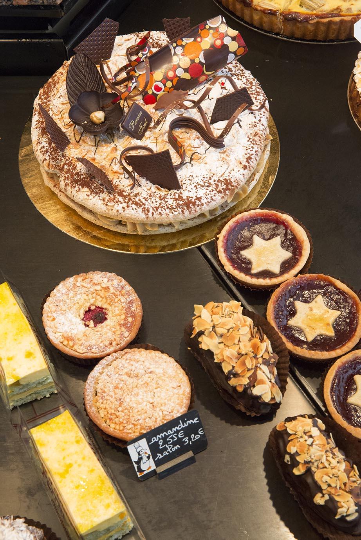 Les gâteaux © Maurice Rougemont