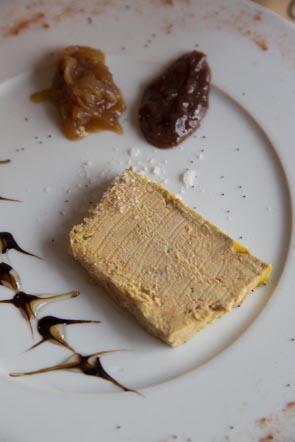 Foie gras © Maurice Rougemont