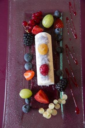 "Le ""summercake"" © Maurice Rougemont"