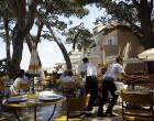 La Vague d'Or à la Résidence de la Pinède - Saint-Tropez