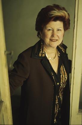 Annie Féolde © Maurice Rougemont