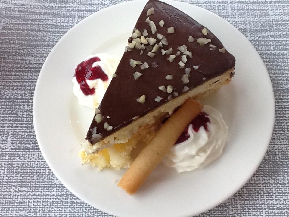 Gâteau de Leilha © Sylvain Knecht