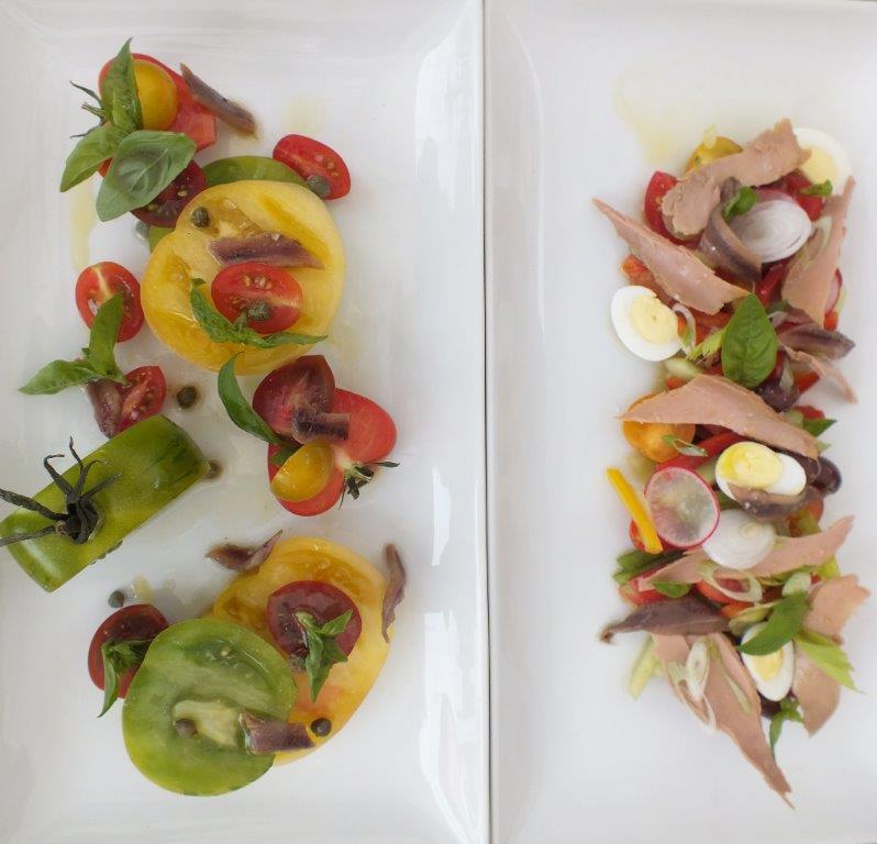 Salade niçoise ©AA