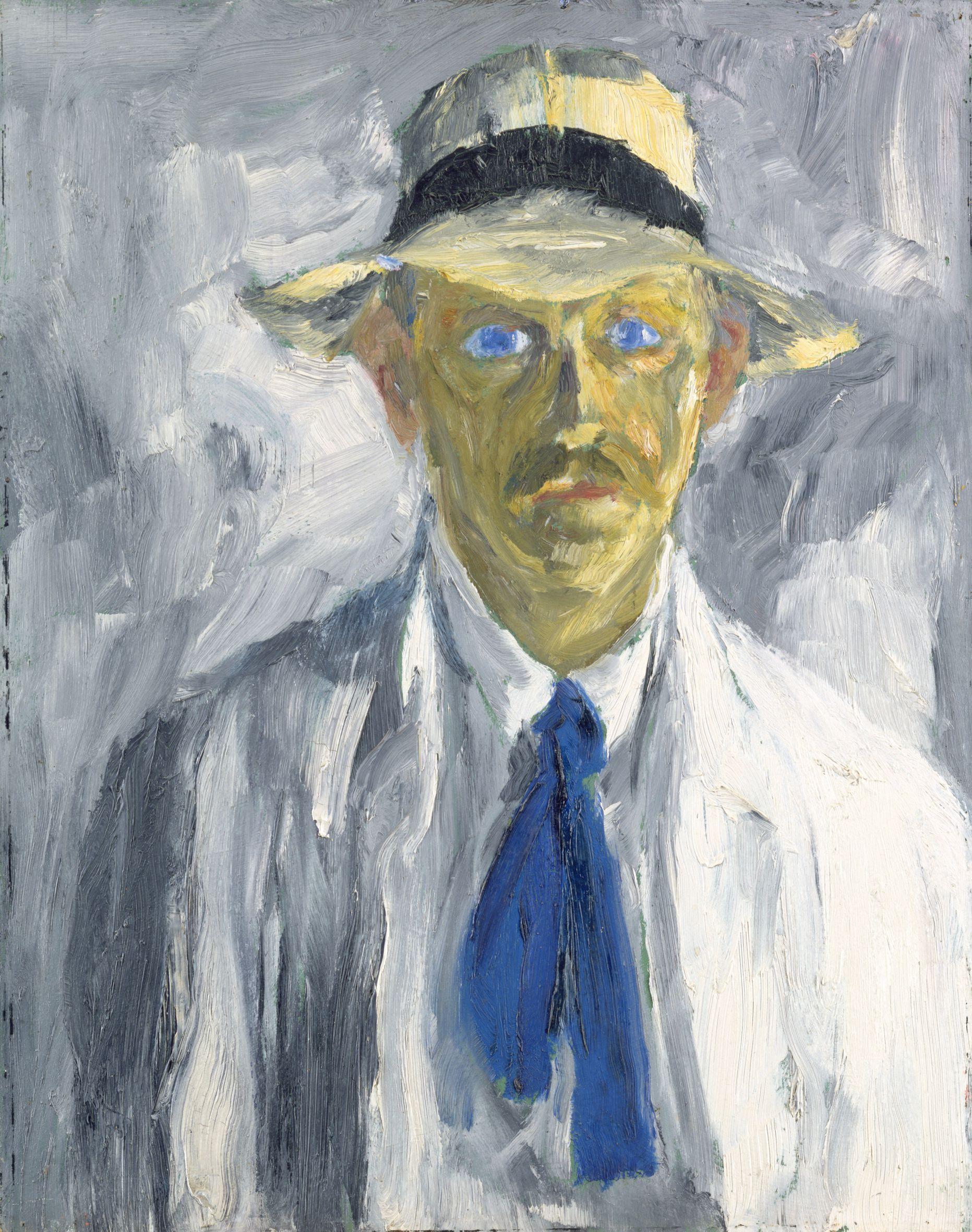Autoportrait d'Emil Nolde © DR