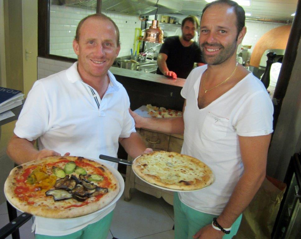 Alessandro et Matteo ©AA