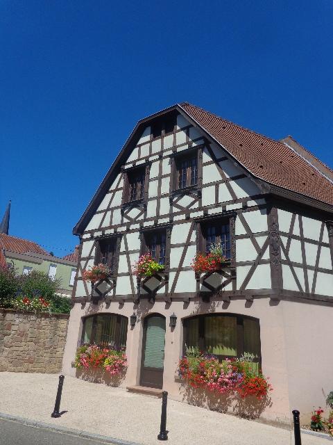 Maison à Mietesheim©GP