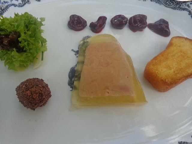 Kougelhopf de foie gras ©GP