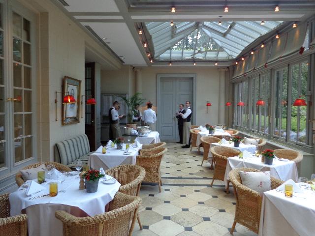 Wintergarten au brenner 39 s park hotel spa restaurant for Jardin gourmand le mans