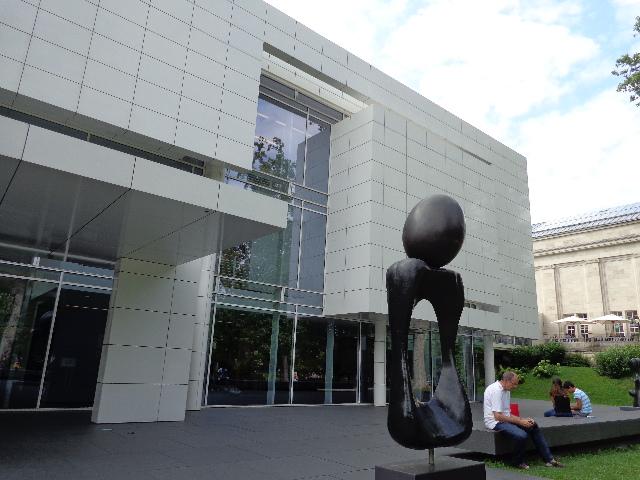 Le musée Frieder Burda © GP