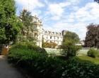 Jeux d'eau à Baden-Baden