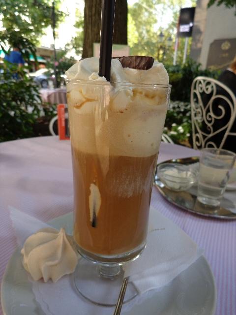 Café glacé © GP