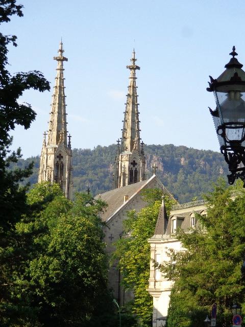 L'église protestante © GP