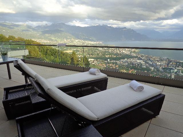 Une terrasse ©  GP