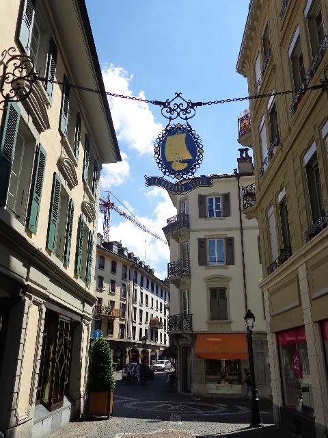 Dans la vieille ville © GP