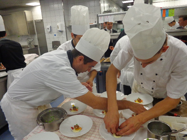 En cuisine © GP