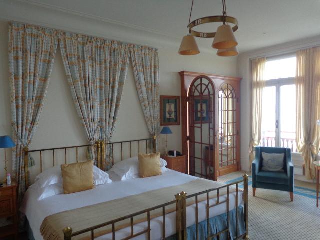 Chambre d'une suite © GP