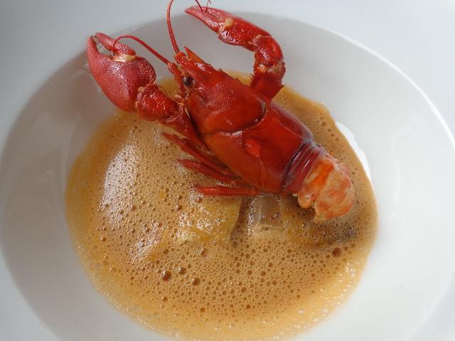 Soupe de poissons du Léman © GP