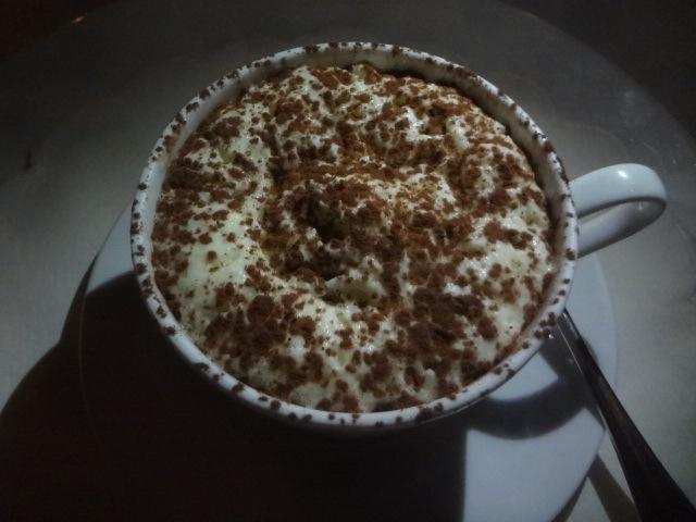Cappuccino en tiramisu © GP