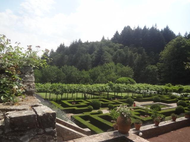 Les jardins © GP