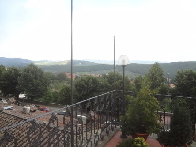 La terrasse avec vue © GP