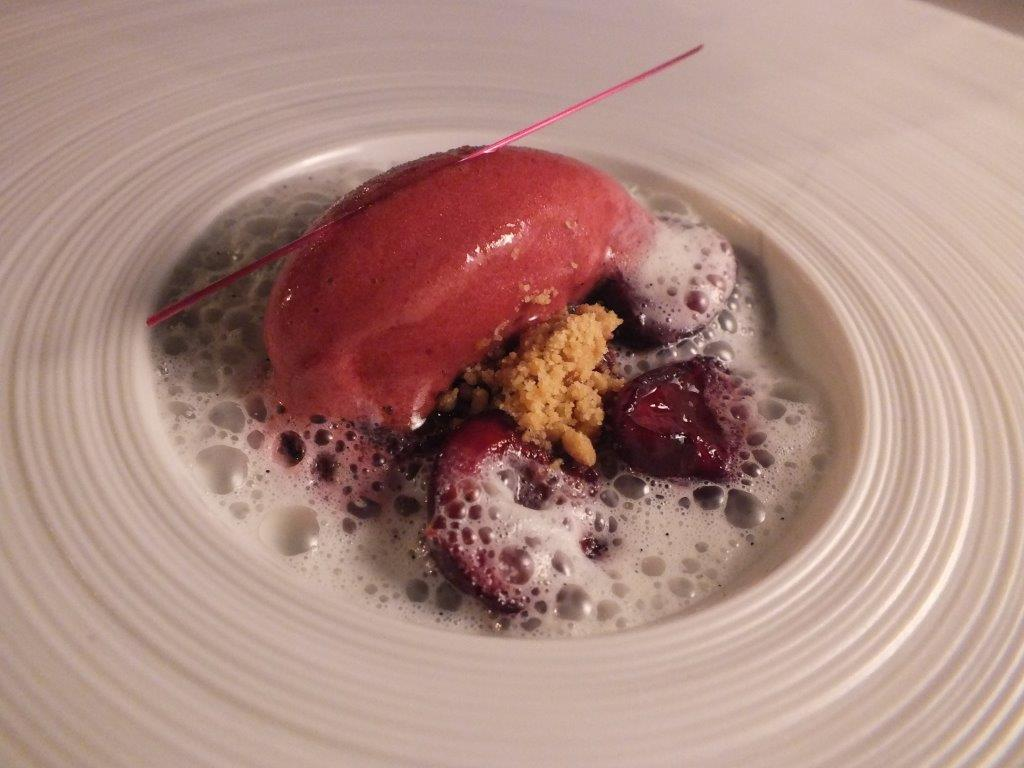 Sorbet fruits rouges ©AA