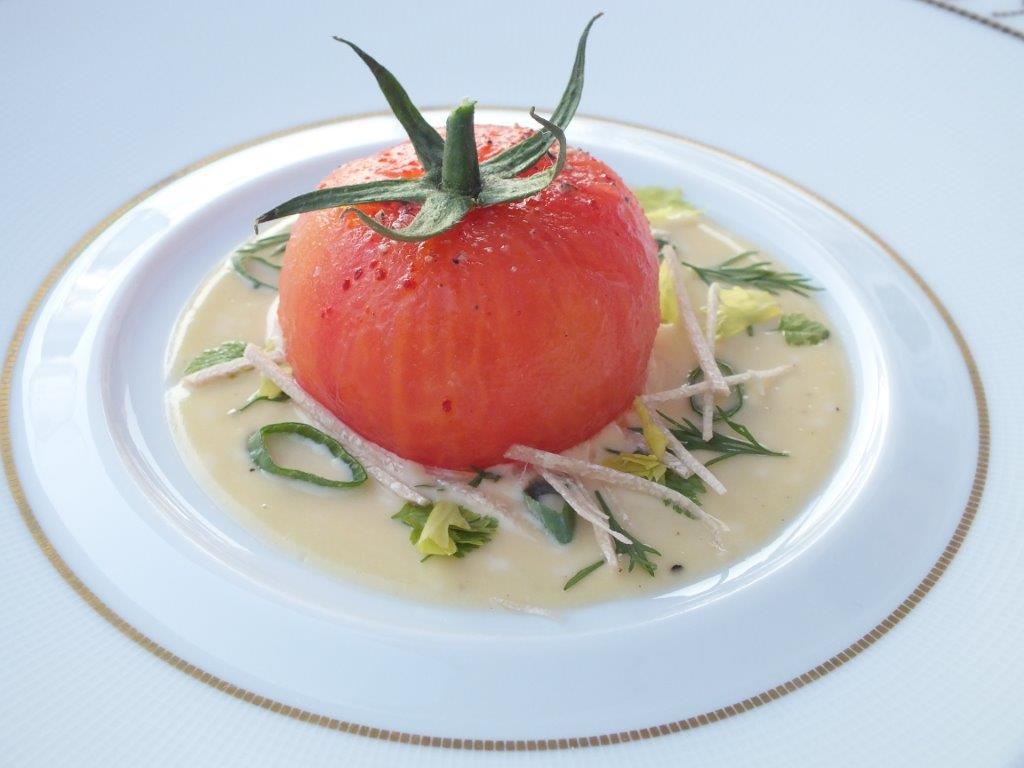 Tomate et macédoine ©AA