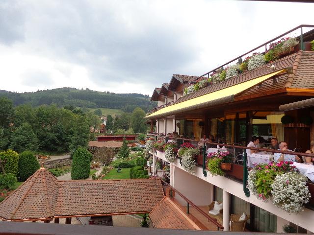 En terrasse © GP