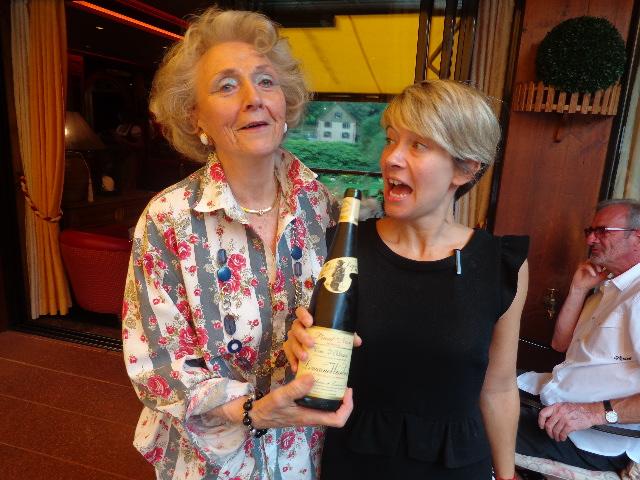 Colette Faller et Hélène Goetz © GP