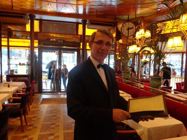 Restaurant Choucroute Paris