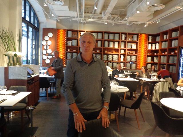 Lazare restaurant paris 8e fr chon a tout bon coups - Restaurant gare saint lazare ...