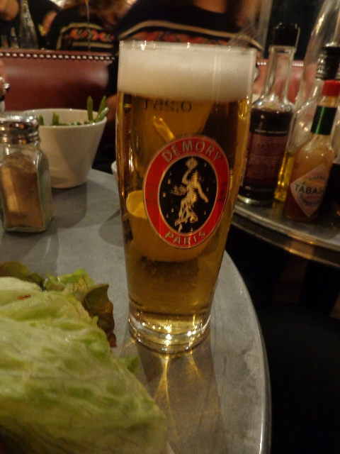Bière Demorey © GP