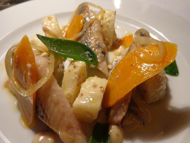 Salade de hareng © GP