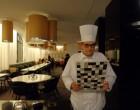 Bruno Thomas et la salle à manger © GP