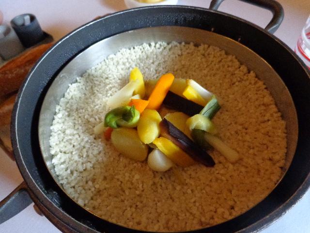 Cassolette de légumes © GP
