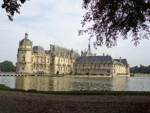 Château de Chantilly © GP