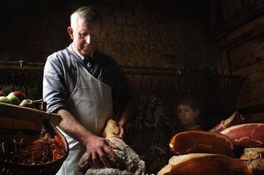 Jambon d'Ardenne © Maurice Rougemont