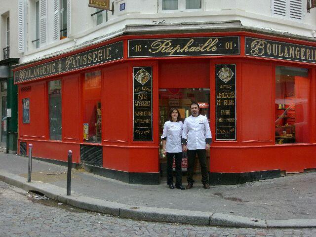 Le Echoppe De Paris Restaurant E