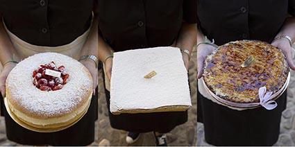 Pâtisseries © Maurice Rougemont