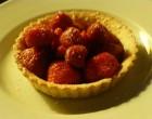 Tarte aux fraises © DC
