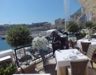 La Marée à l'Hôtel Port Palace - Monaco