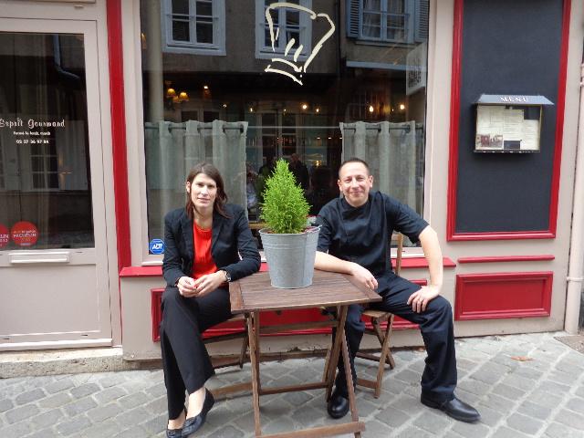 Céline et David Sierasec © GP