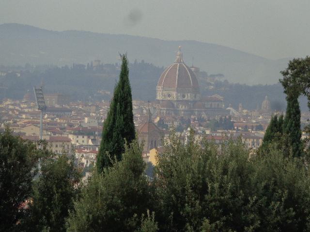 Vue sur Florence © GP