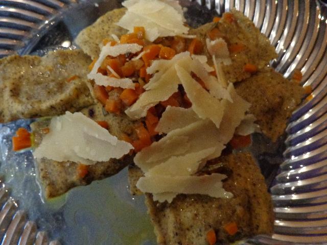 Tortelli de sarrasin © GP